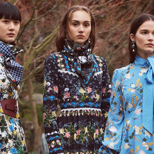 Modest movement: Erdem Pre-Fall '18