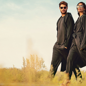 Moda Operandi x Etihad Airways launches first in-flight apparel collection by Emirati label