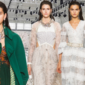 Milan Fashion Week: Etro Spring/Summer '18