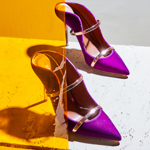 The Modist launched an exclusive Malone Souliers capsule collection