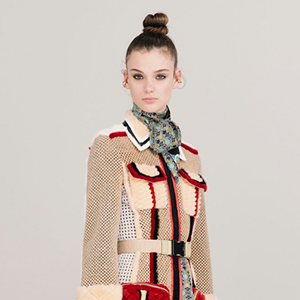 Fendi takes an elegant approach to autumnal dressing