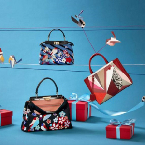 Fendi reveals the QuTweet Collection with a brilliant new video