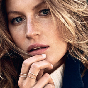 Gisele Bündchen is announced as the next face of Chanel N°5