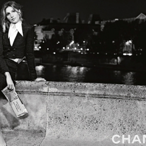 First look: Gisele Bundchen goes barefoot for Chanel's new campaign