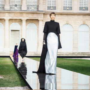 Paris Haute Couture Fashion Week F/W'18: Sonia Rykiel and Givenchy