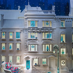 Take a tour of New York City's festive windows with Google
