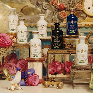 Gucci launches a new fragrance story, The Alchemist's Garden