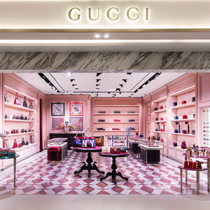 There's a new place in town to get your hands on Alessandro Michele's designs for Gucci
