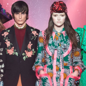 Milan Fashion Week: Gucci Spring/Summer '17