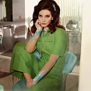 Lana Del Rey and Jared Leto's debut Gucci campaign has landed