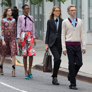 Gucci strides the streets of New York in new Cruise 2016 photo shoot 0a9164f8e4a