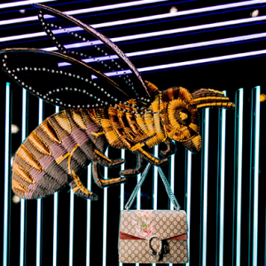 Gucci unveils surreal window display for Alessandro Michele s first on-sale  collection 7c698986471