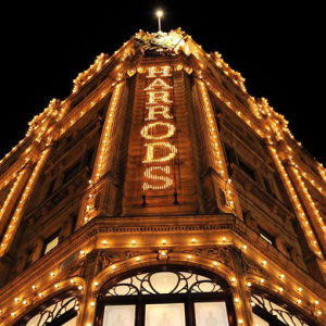 Harrods reveals its fashion designer influenced festive plans