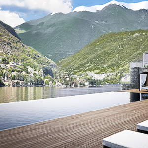 Waterfront dreaming: Il Sereno opens at Lake Como