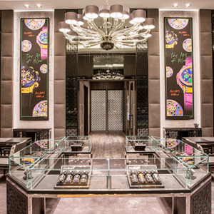 Now open: KSA is home to the world's biggest Hublot boutique