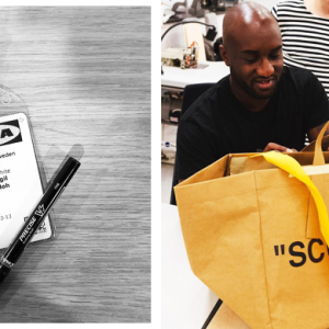 Virgil Abloh's IKEA collection will be unveiled on Monday