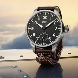 Introducing the limited edition IWC Big Pilot's Heritage Watches