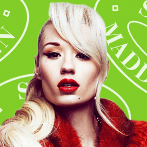 Iggy Azalea in business with Steve Madden