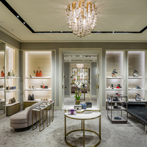 Jimmy Choo for him and her opens in Dubai