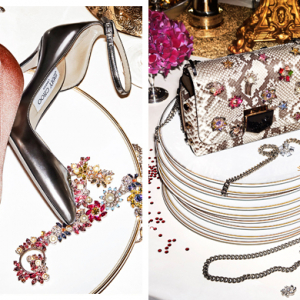 First look: Jimmy Choo's Cruise '17 customisable collection