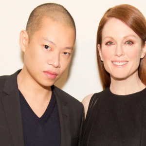 Jason Wu and Julianne Moore team up for Key to the Cure campaign