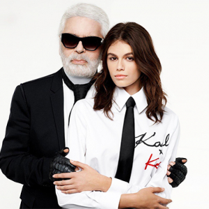 Here's when you can get your hands on the Karl Lagerfeld x Kaia Gerber capsule collection