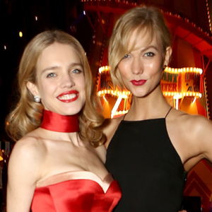 Karlie Kloss and Natalia Vodianova host The World's First Fabulous Fundraiser