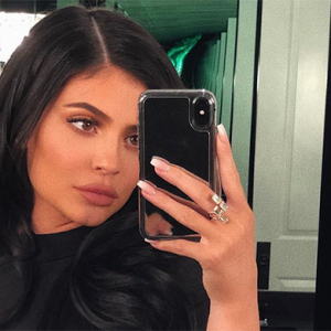 Kylie Jenner now has her own Instagram face filter for Kylie Cosmetics