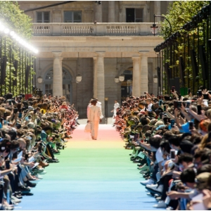 Live stream: Watch Virgil Abloh's second show for Louis Vuitton live from Paris Fashion Week