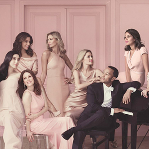Pink parade: Blake Lively, Karlie Kloss and more star in new L'Oreal Paris campaign