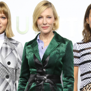 Celebrities attend Maison Louis Vuitton Vendôme opening