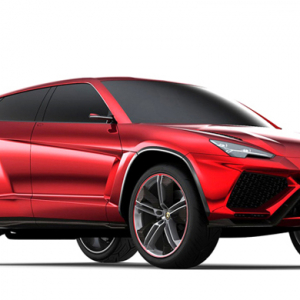 Lamborghini announce plans to launch an SUV
