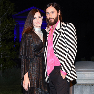 Lana Del Ray and Jared Leto are revealed as the new faces of Gucci Guilty