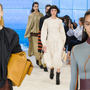 Paris Fashion Week: Loewe Spring/Summer '17