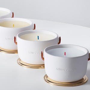 Exclusive: Louis Vuitton launches candles so now your house can smell as good as you do