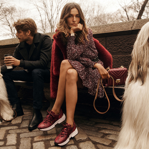 Exclusive: A first look at Michael Kors' Fall/Winter '18 campaign