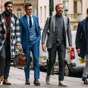 Men's London Fashion Week FW17: Street style