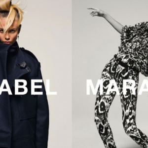 Isabel Marant taps Natasha Poly for another lively campaign