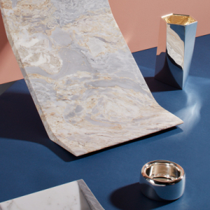 Material of the moment: Marble