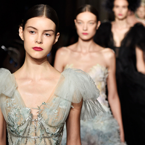 New York Fashion Week: Marchesa Spring/Summer 16
