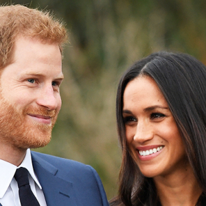 A new film about Prince Harry and Meghan Markle is in the works