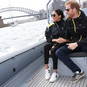 Meghan Markle's latest footwear choice has everyone talking