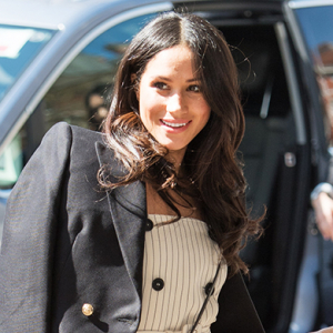 Meghan Markle officially begins her work with the Commonwealth youth group