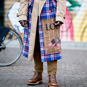 Part two: The best street style looks from Men's Milan Fashion Week