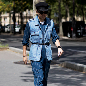 The best street style looks from day five of Men's Paris Fashion Week