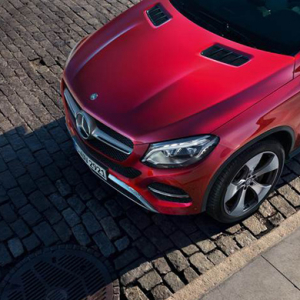 The Mercedes GLE is here