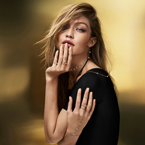 Gigi Hadid launches her second jewellery collection for Messika