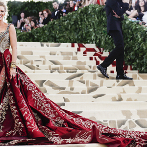 The 2018 Met Gala: Red carpet arrivals