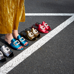 956f55fdb3544 Exclusive  MyTheresa.com launches Roger Vivier capsule collection