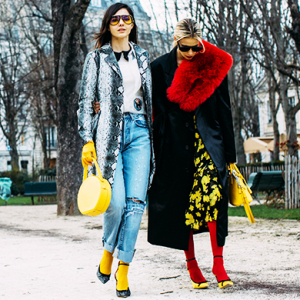 Part two: The best street style looks from Paris Fashion Week